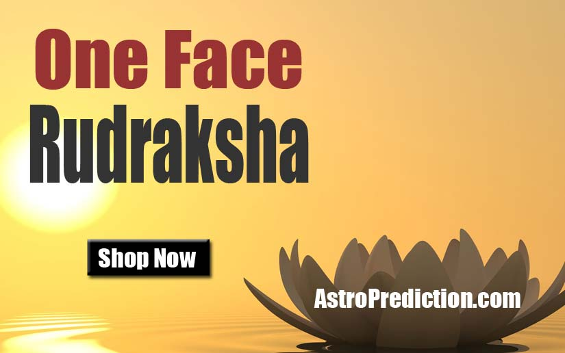 One Face Rudraksha Full Guide